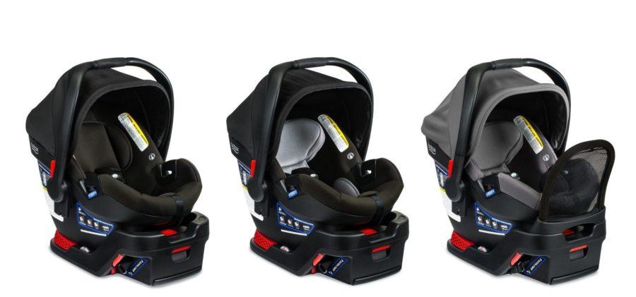 Gen2, Gen2 FlexFit, and the Gen2FlexFit+ Infant Car Seats