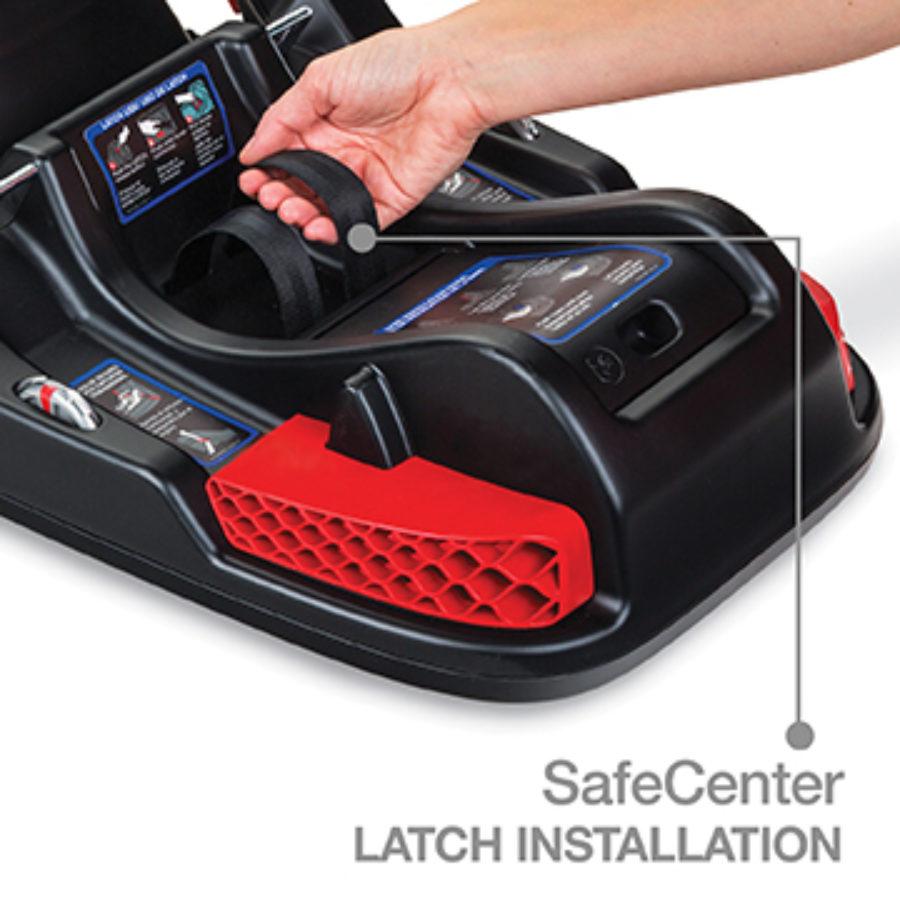 SafeCenter LATCH Installation