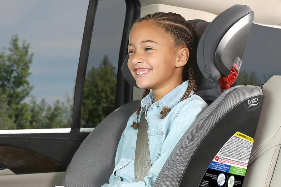 Big Kid in a one4life car seat